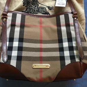 Burberry handbag Tote